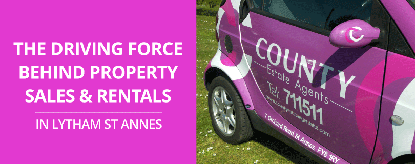 Estate Agents in St Annes - The driving force behind property sales & rental in Lytham St Annes.